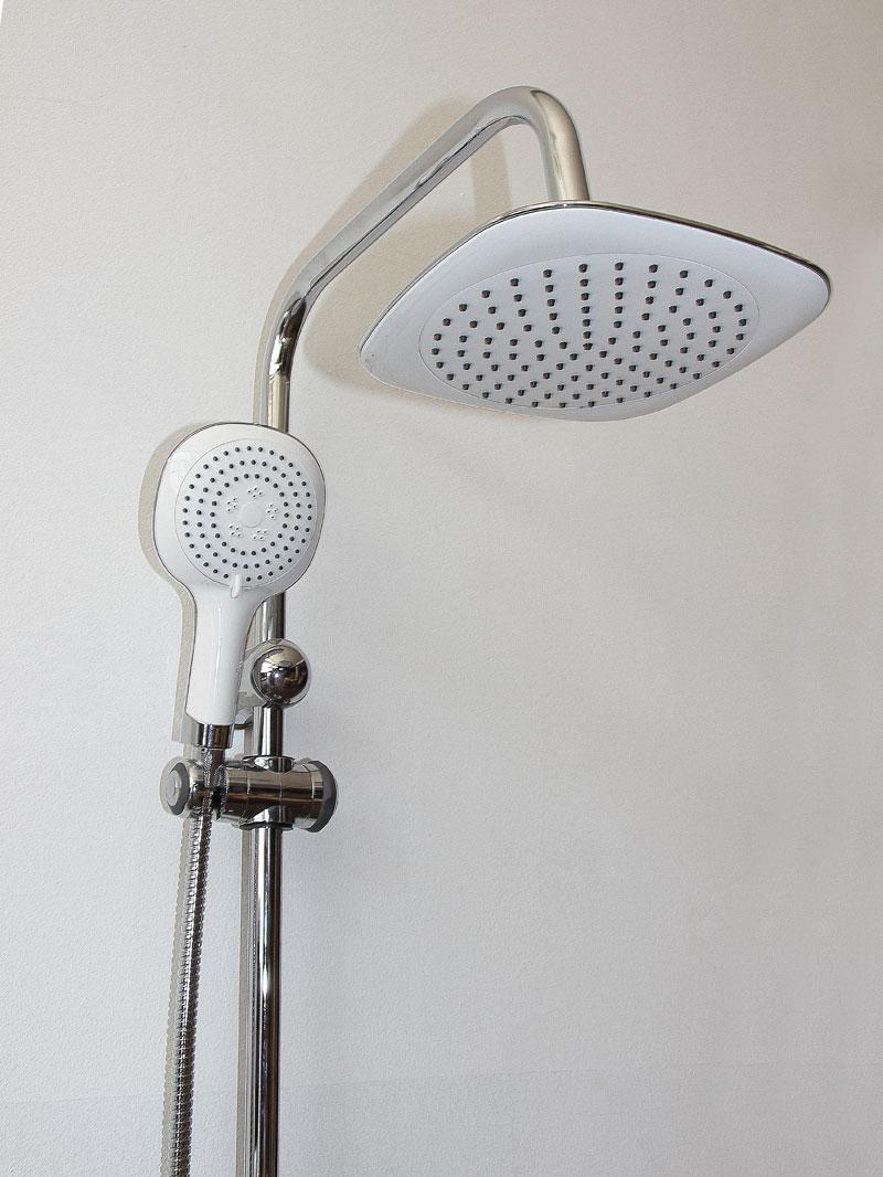 armatur regendusche duschkopf duscharmatur wandarmatur duschpaneel armatur143 ebay. Black Bedroom Furniture Sets. Home Design Ideas