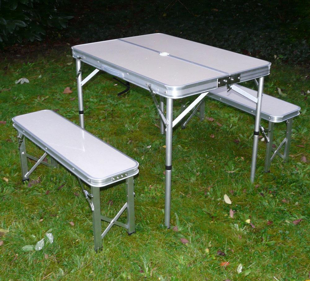 mesas plegables de camping sharemedoc On mesas y sillas para camping