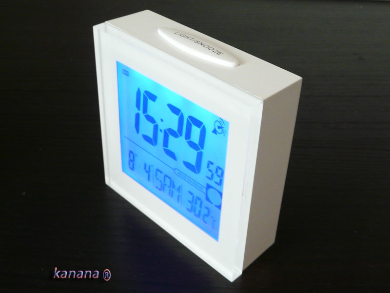 lcd digitaluhr wecker wetterstation uhr tischuhr reiseuhr funkwecker b 3501c. Black Bedroom Furniture Sets. Home Design Ideas