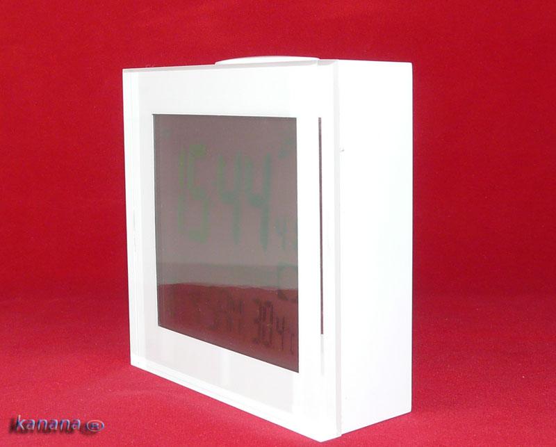lcd digitaluhr wecker wetterstation uhr tischuhr reiseuhr funkwecker b 3501c. Black Bedroom Furniture Sets. Home Design Ideas